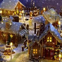 Mézillatú karácsony mesekönyv